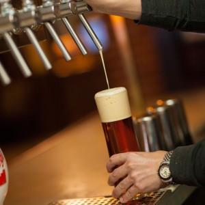 Bier vom Fass