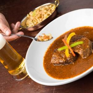 Hungarian Beef Gulash